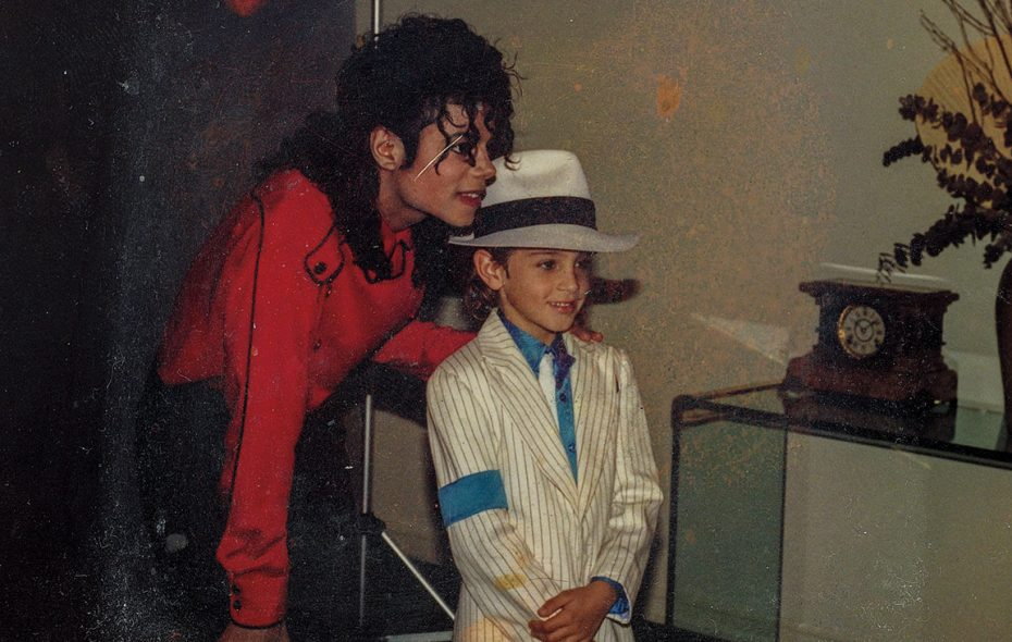 "Wade Robson, pictured here as a child, is one of two men who tell their stories of years of abuse from Michael Jackson in the new HBO documentary ""Leaving Neverland."" (HBO)"
