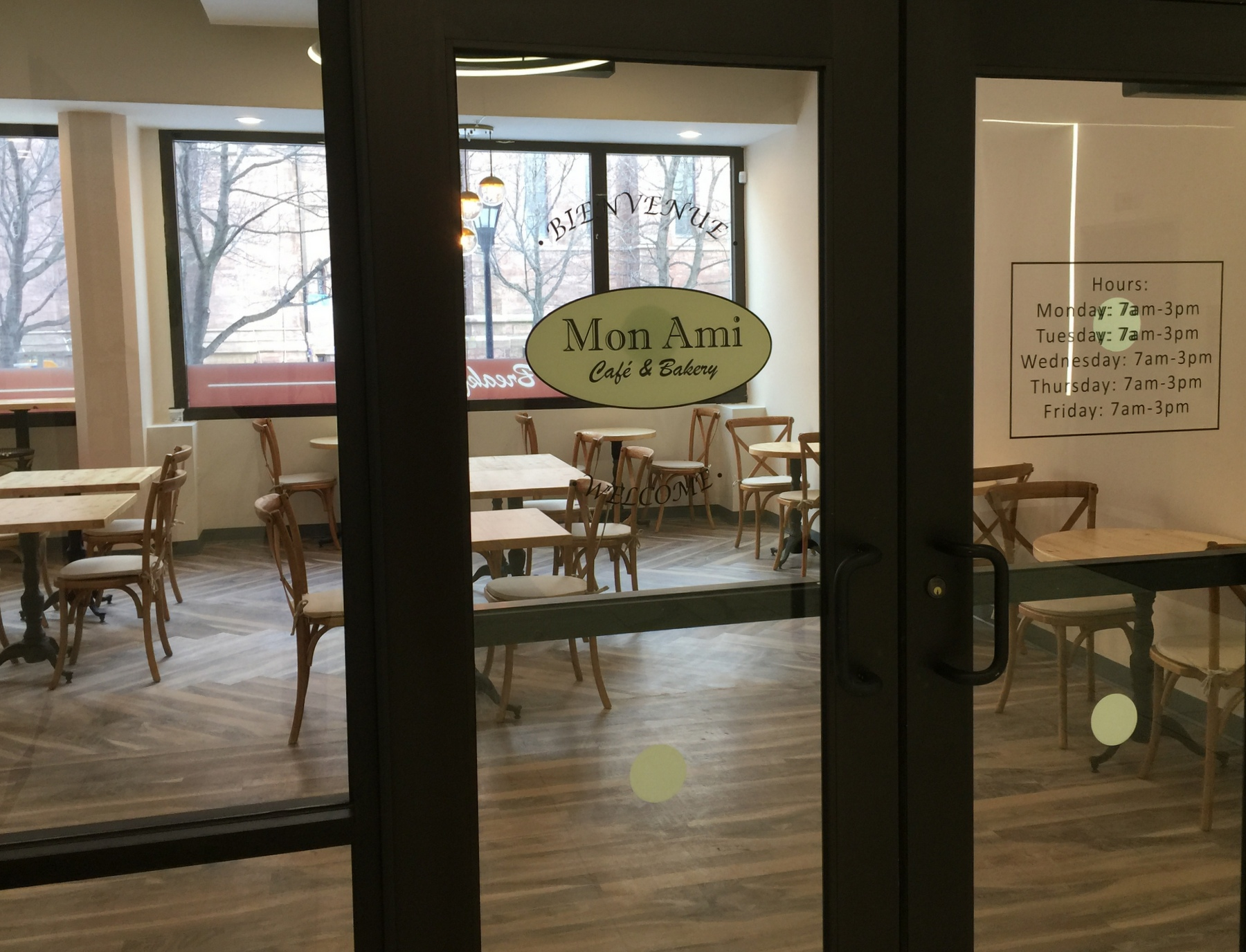 Mon Ami Cafe Adding French Accent To Downtown Daytime Menu The
