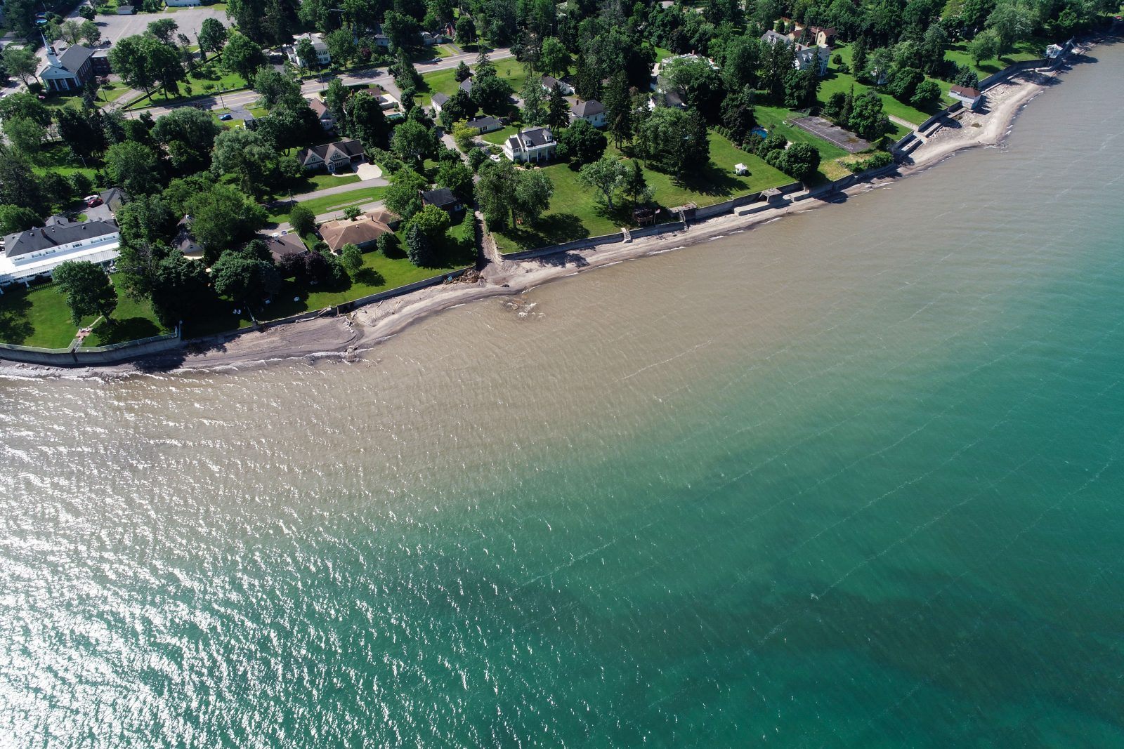 Don Paul: Great Lakes water levels are up