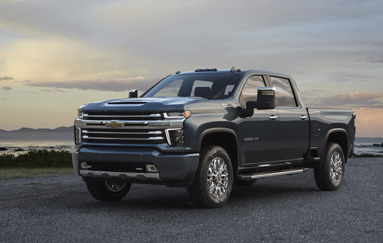 GM's two area plants will supply products for the 2020 Chevrolet Silverado HD. (provided photo)