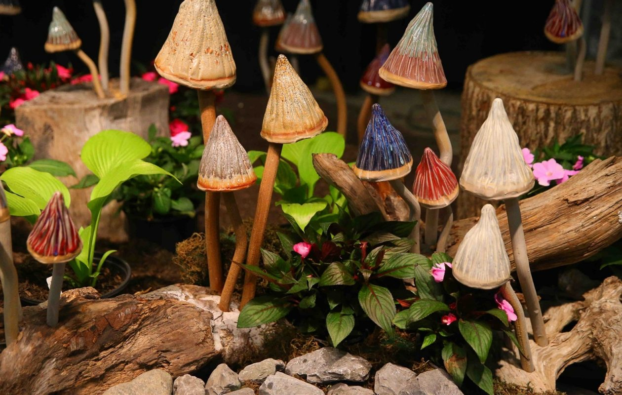 Plantasia's preview party will showcase 150 vendors with creative gardens and landscaping. (John Hickey/News file photo)