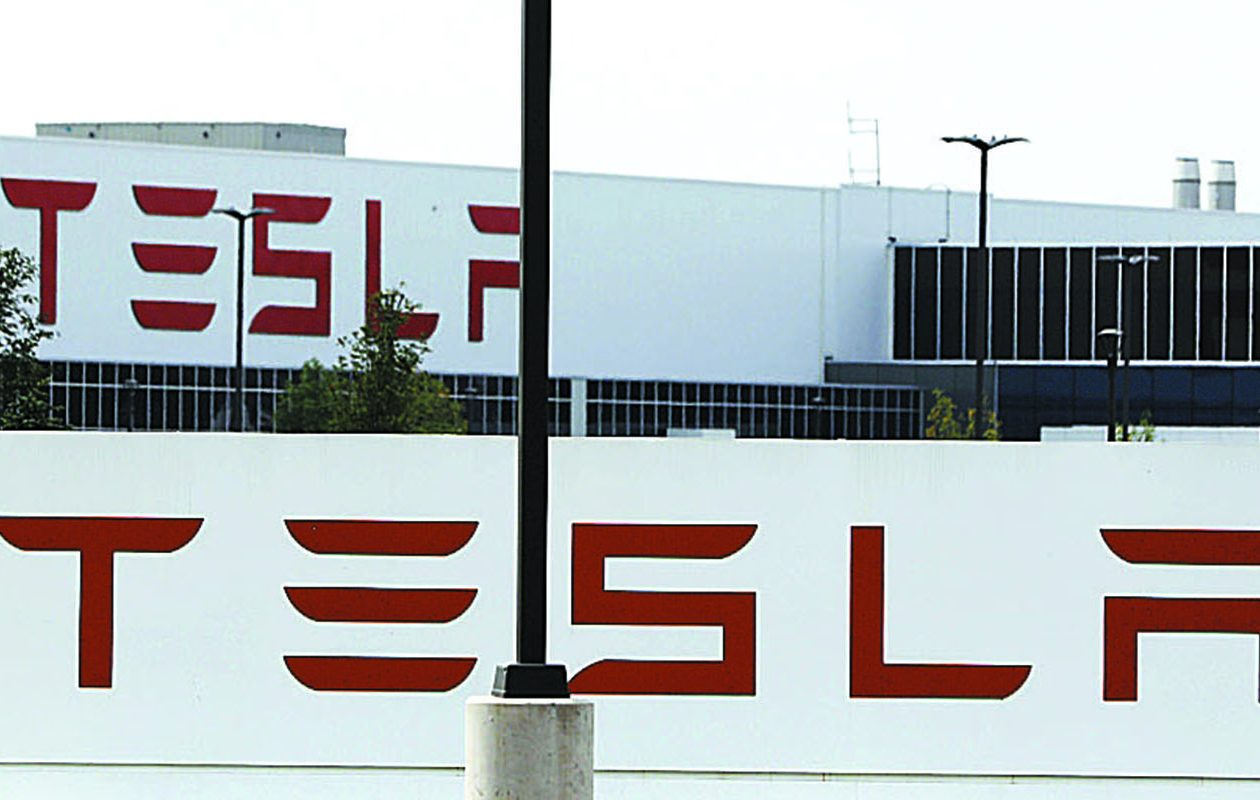 Tesla's solar energy deployments are at a five-year low, and the company is changing it sales strategy at its stores. (Derek Gee/ News file photo)