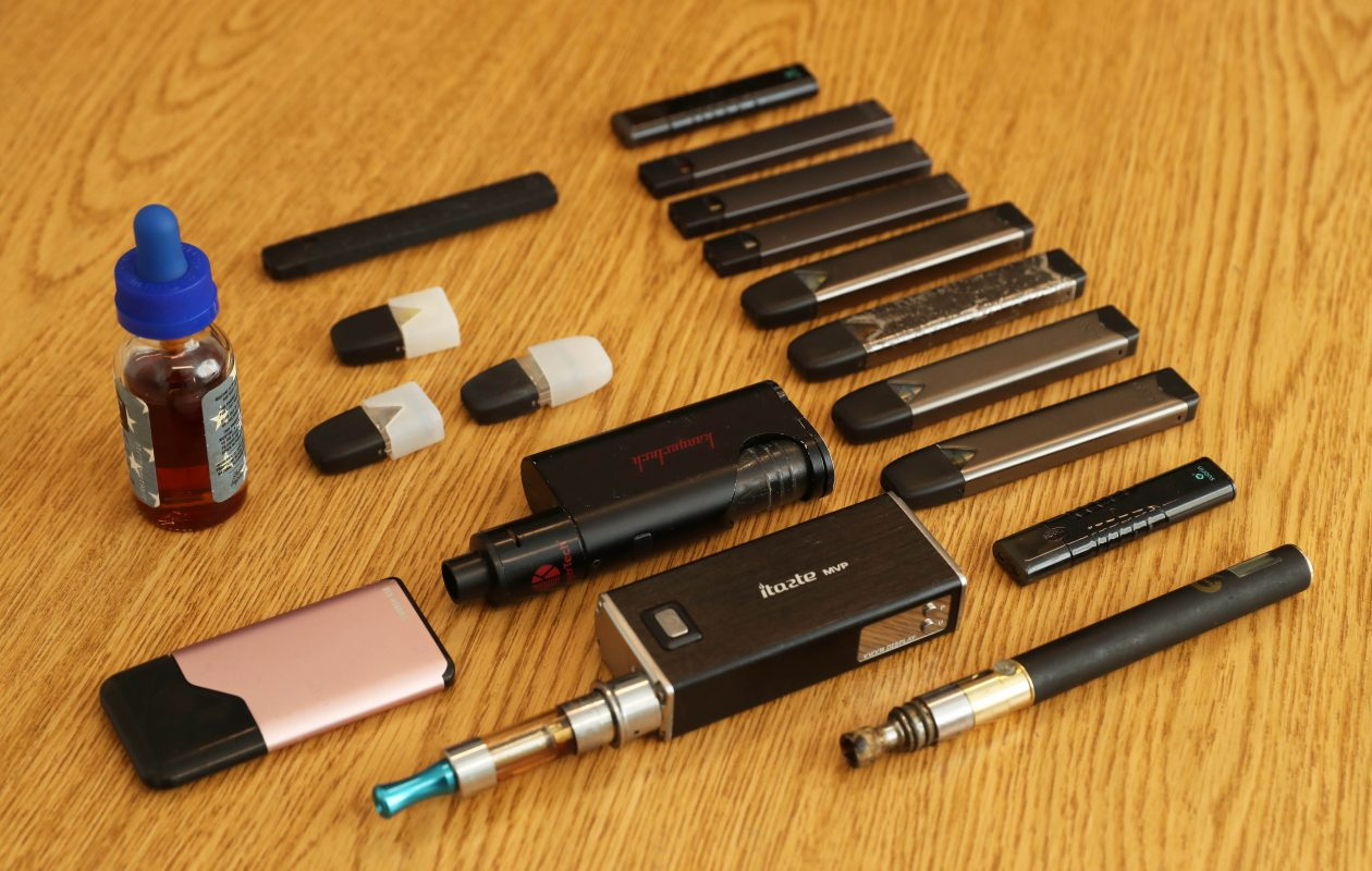 Adults under 21 would no longer be allowed to buy e-cigarettes or tobacco products under legislation being pushed in Albany to single out this segment of the voting-age population. (Sharon Cantillon/News file photo)
