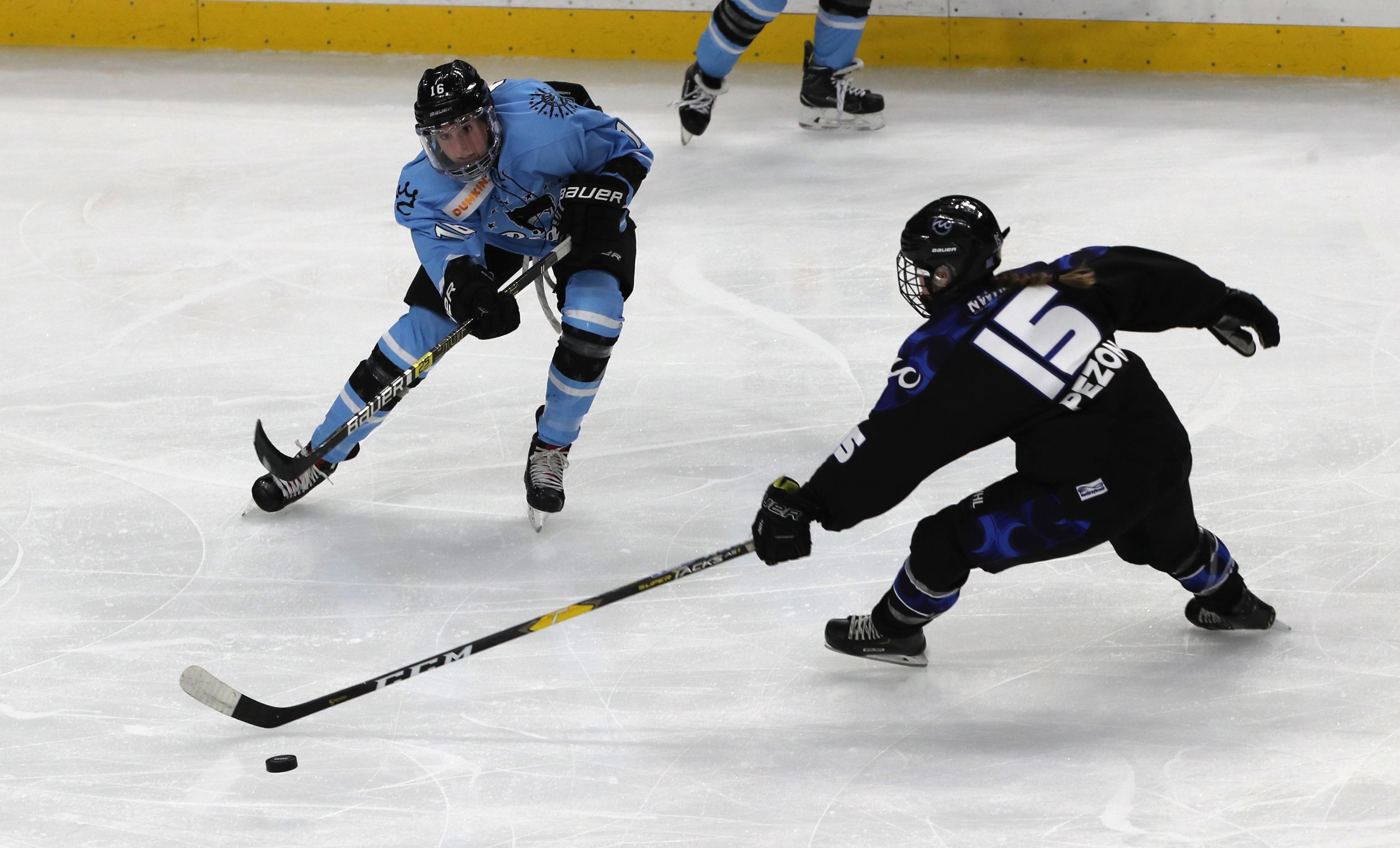 buffalo beauts-maddie elia-nwhl-womens hockey-isobel cup-2019