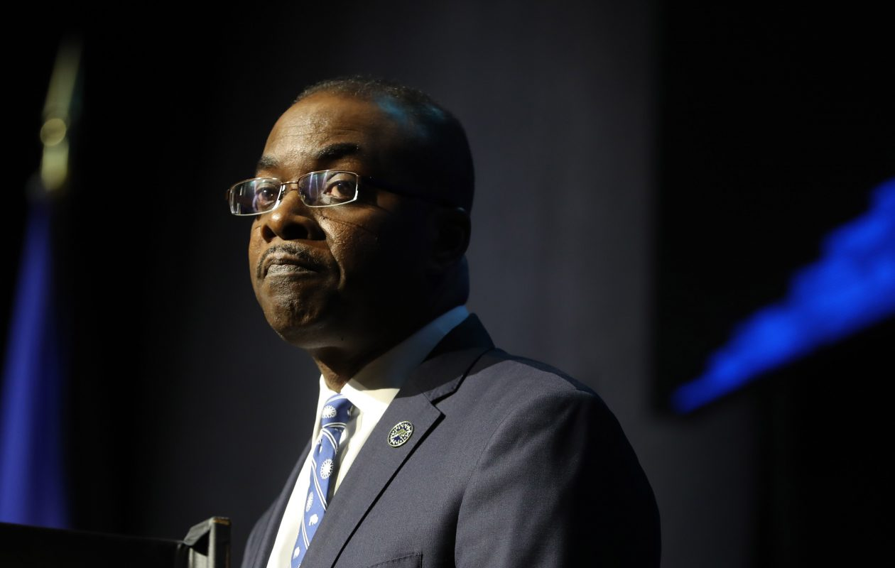 """A federal appeals court dismissed a developer's case against Mayor Byron W. Brown and the city in an alleged pay-to-play scheme, despite finding """"substantial evidence"""" to support the claim. (Sharon Cantillon/News file photo)"""