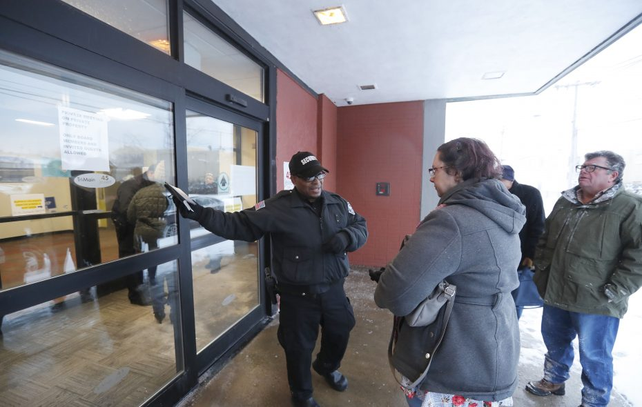 Scandals and misdeeds are not uncommon at the  Community Action Organization of Western New York, which in March posted armed guards to bar the public from a directors' meeting.(Mark Mulville/News file photo)