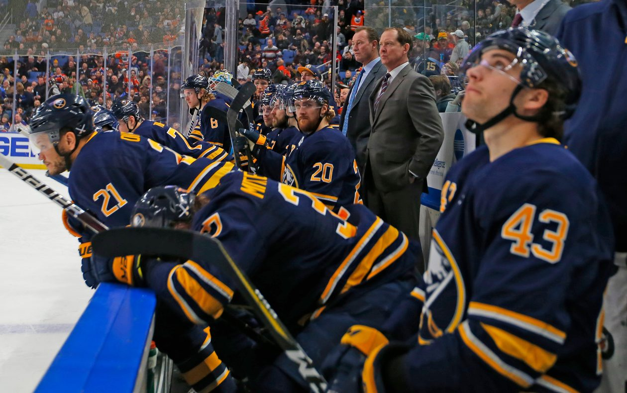 49fca2b4 Lance Lysowski's Sabres mailbag: What will Jason Botterill do this  offseason? – The Buffalo News
