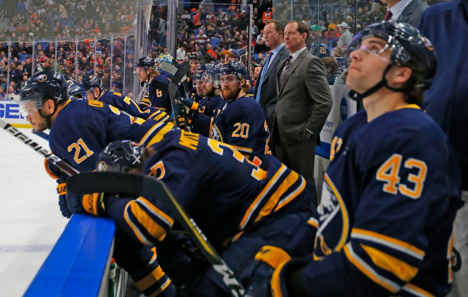 What's in store for the Sabres roster this offseason? (Harry Scull Jr./News file photo)