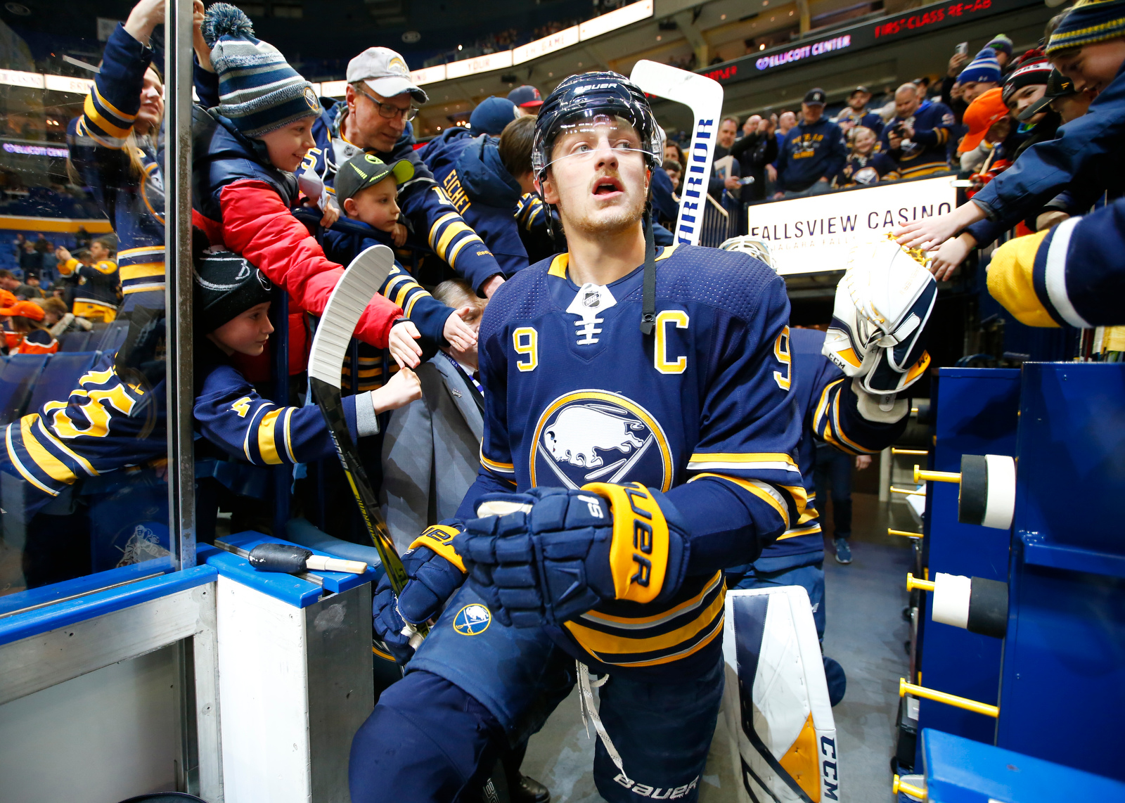 Sabres announce theme nights for 50th anniversary celebration