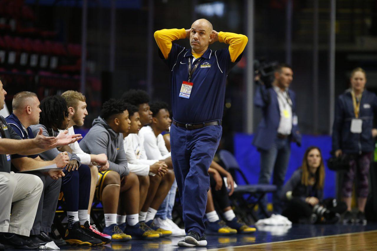 Niagara Falls boys basketball coach Sal Constantino steps down