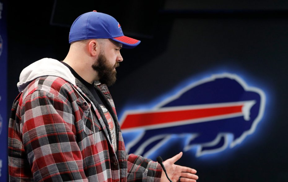 Bills tied for lead in free agents signed but not in money