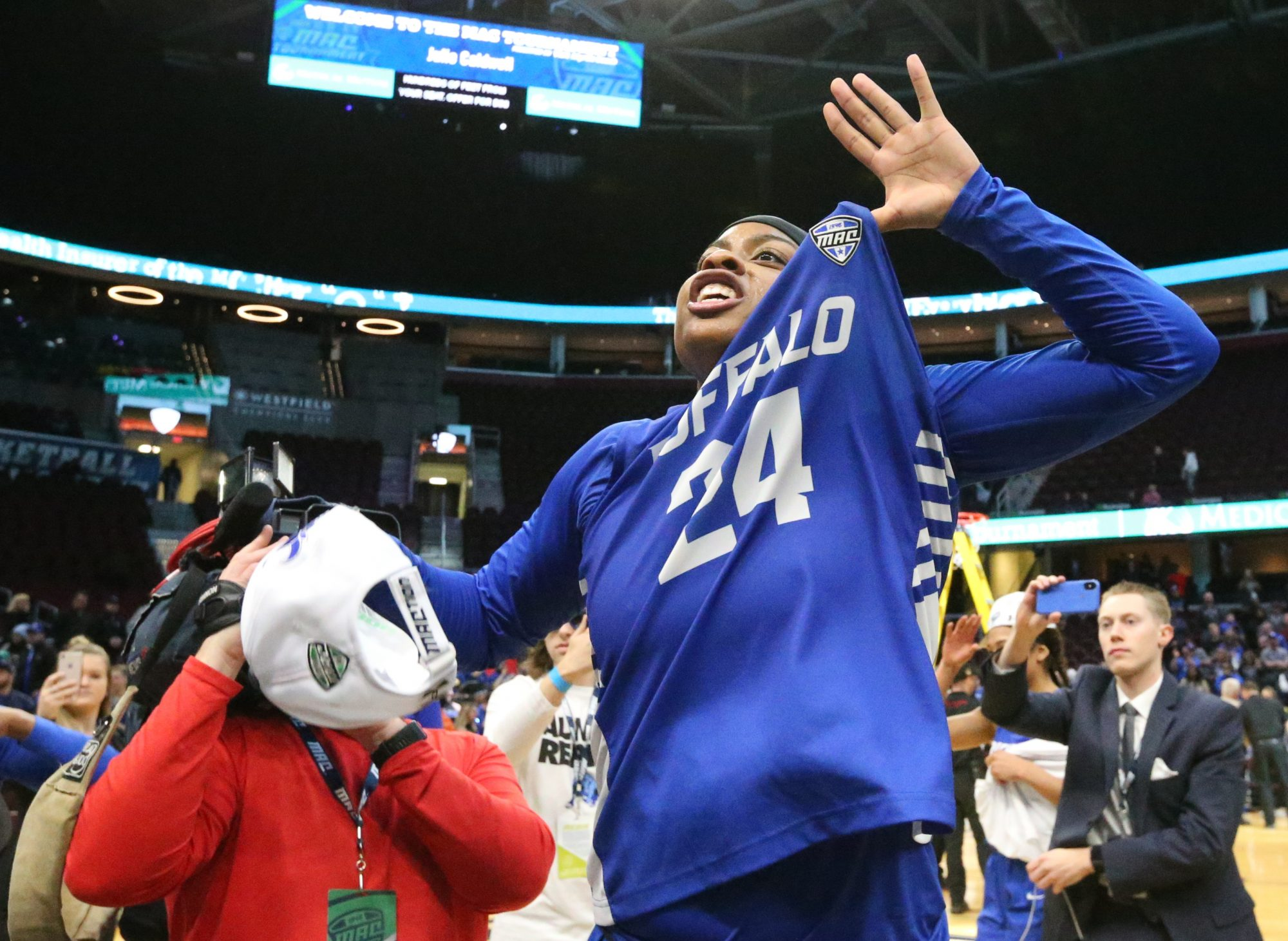 Its official: UB women to play Rutgers in NCAA Tournament
