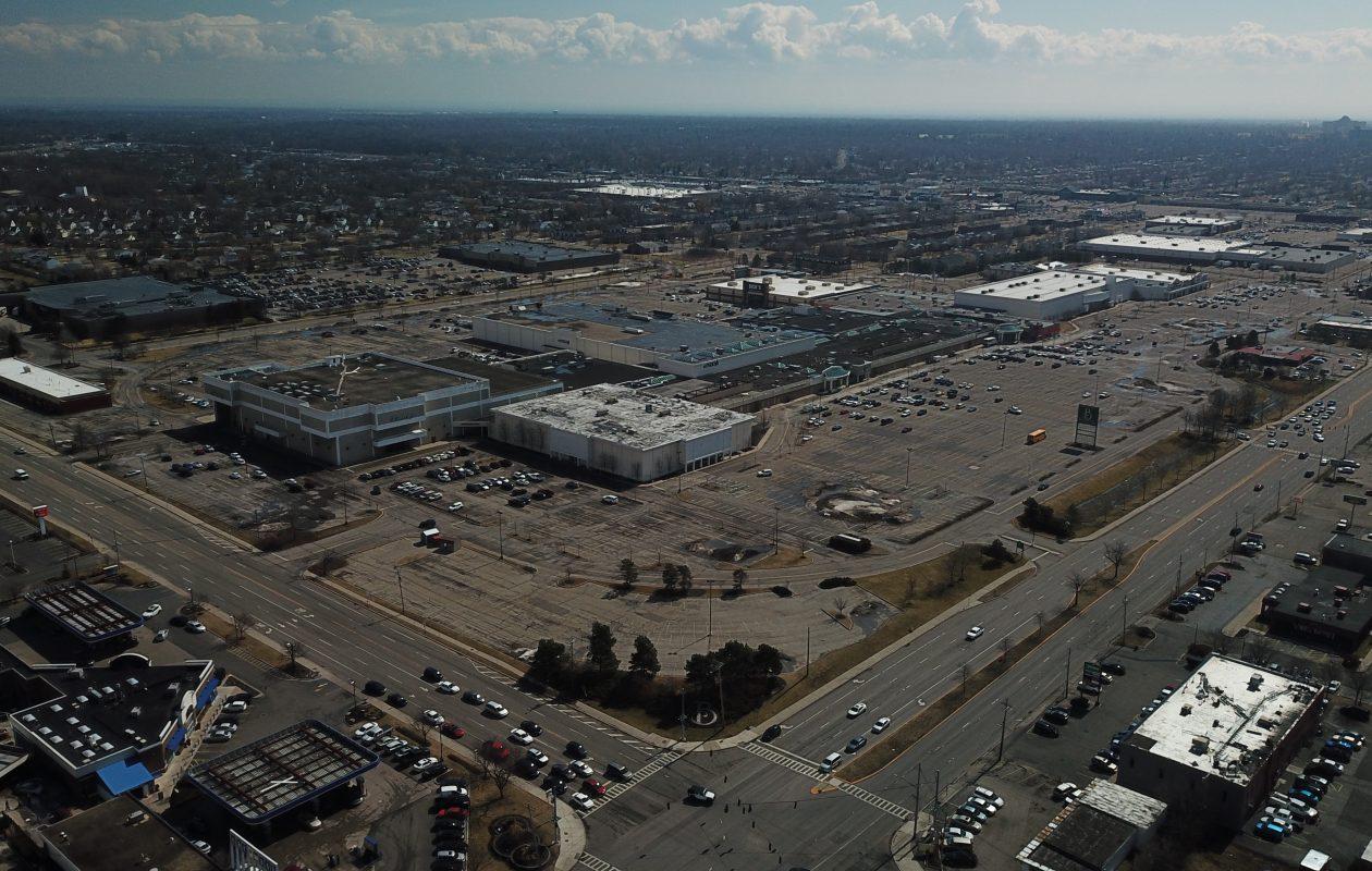 The Boulevard Mall in Amherst. (John Hickey/Buffalo News)