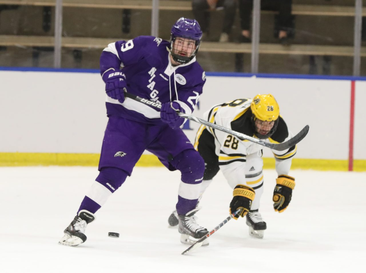 Road to Buffalo: Niagara conqueror AIC draws No  1 St  Cloud in NCAA