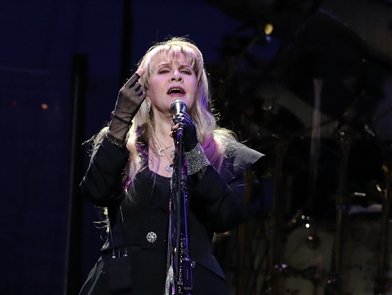 Fleetwood Mac in concert at KeyBank Center