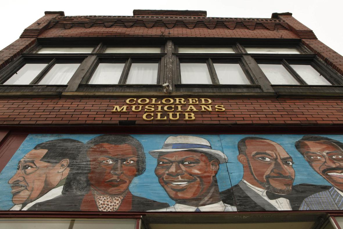 Improvements to the Colored Musicians Club is just one of the East Side projects meant to benefit from $50 million in state funding. (Derek Gee / Buffalo News file photo)
