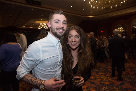 More than 150 varieties of whiskey were sampled at the Buffalo Whiskey Riot on Saturday, March 23, 2019 in the Buffalo Grand Hotel, formerly the Adam's Mark. See the fans of Step Out Buffalo and Tommyrotter Distillery who gathered to broaden their palates.