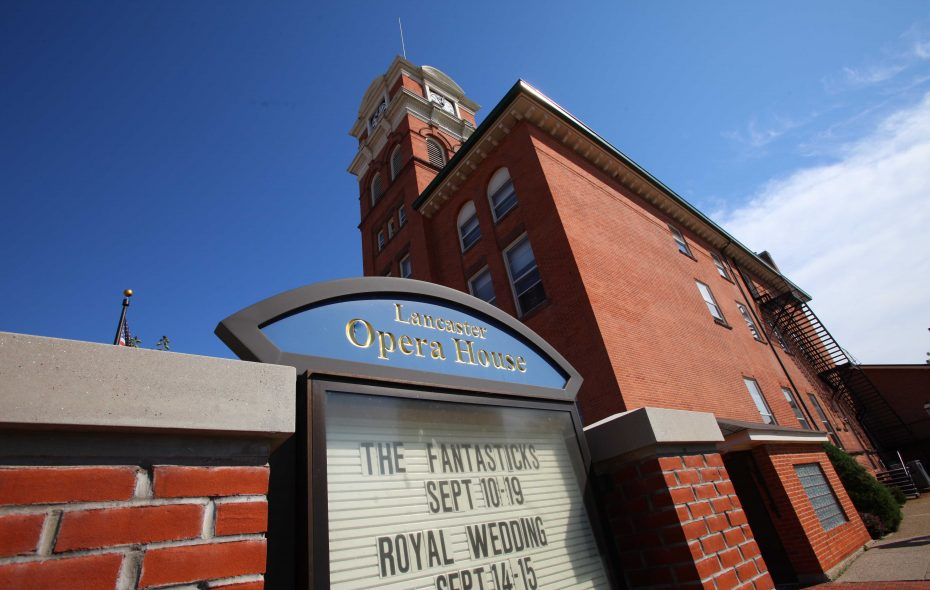 Lancaster Opera House cuts ties with community theaters