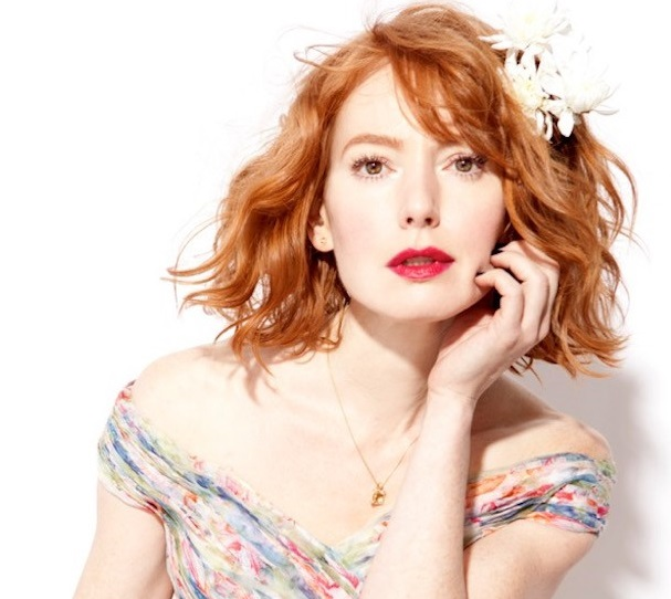Actress and singer Alicia Witt is coming to Buffalo to perform at the Rec Room.