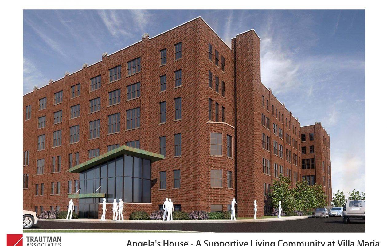 Developers of former Villa Maria Academy shift to senior housing