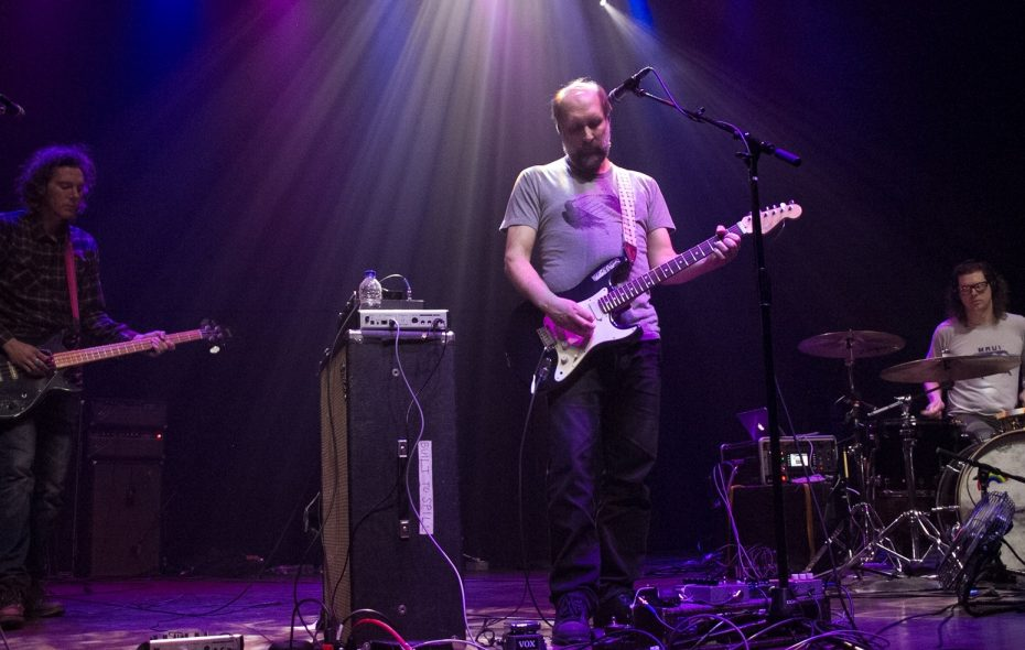 Built to Spill will return to the Town Ballroom in 2019 after a visit last year. (Sarah K. McIlhatten/Special to The News)