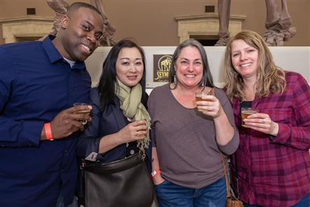 Another year, another sold-out Beerology. The Buffalo Museum of Science event, now under the Science After Hours series, introduced attendees to the home-brewing process and featured a smorgasbord of samples from local breweries on Saturday, March 23, 2019.