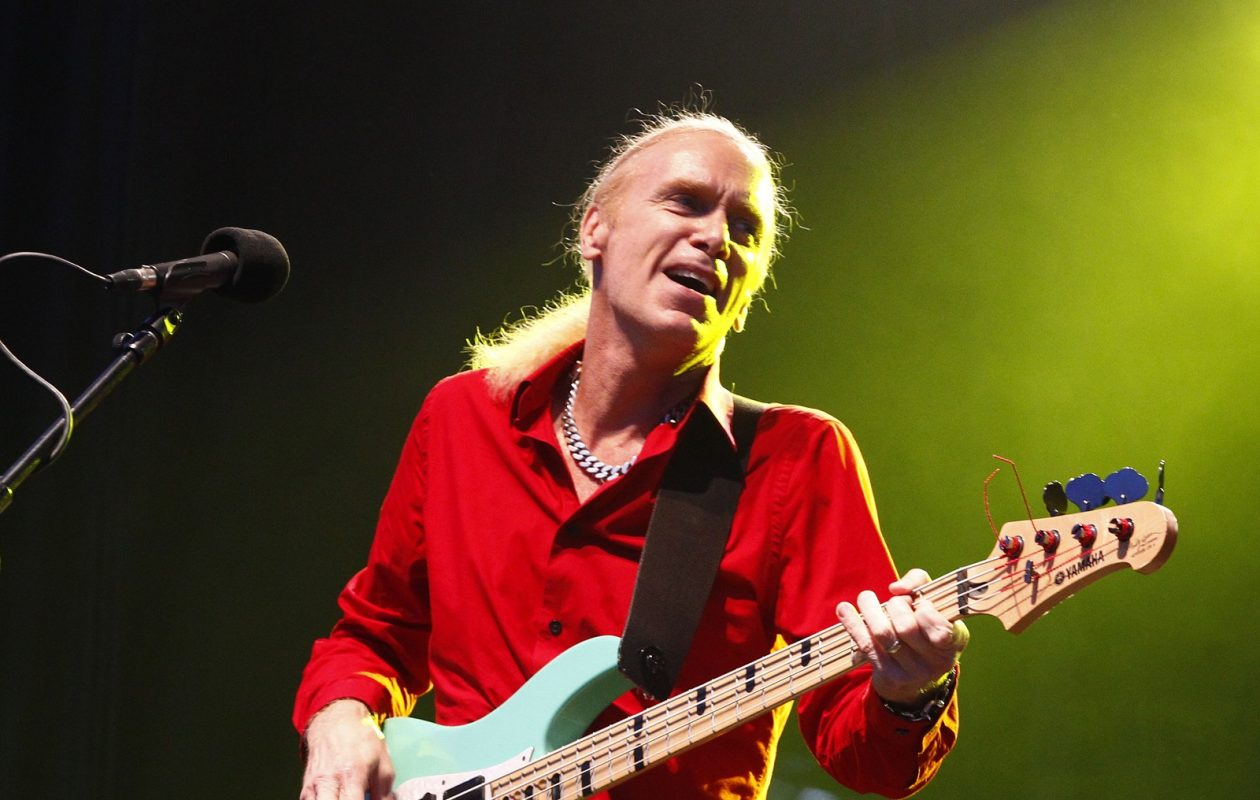 Billy Sheehan has reunited most of the 1984 lineup of Talas for Riviera Theatre show.  {Photo by John Hickey/Buffalo News}