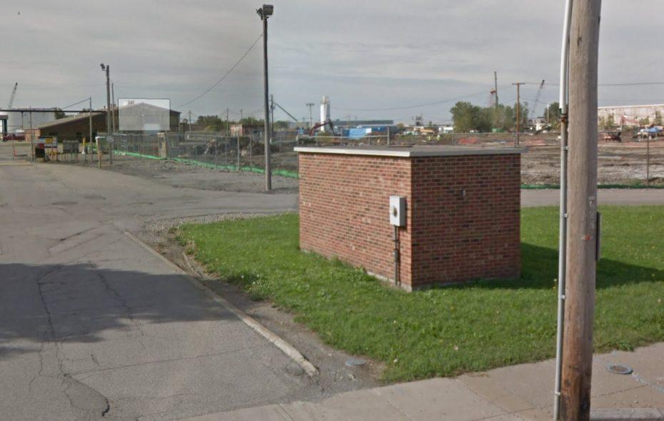 Krog seeks demolition of former ExxonMobil lab building on