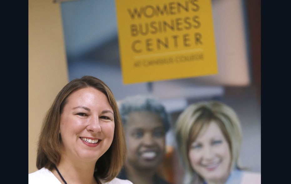 The 2019 state budget contained good news for the Canisius Women's Business Center and its executive director, Sara Vescio. (Robert Kirkham/News file photo)