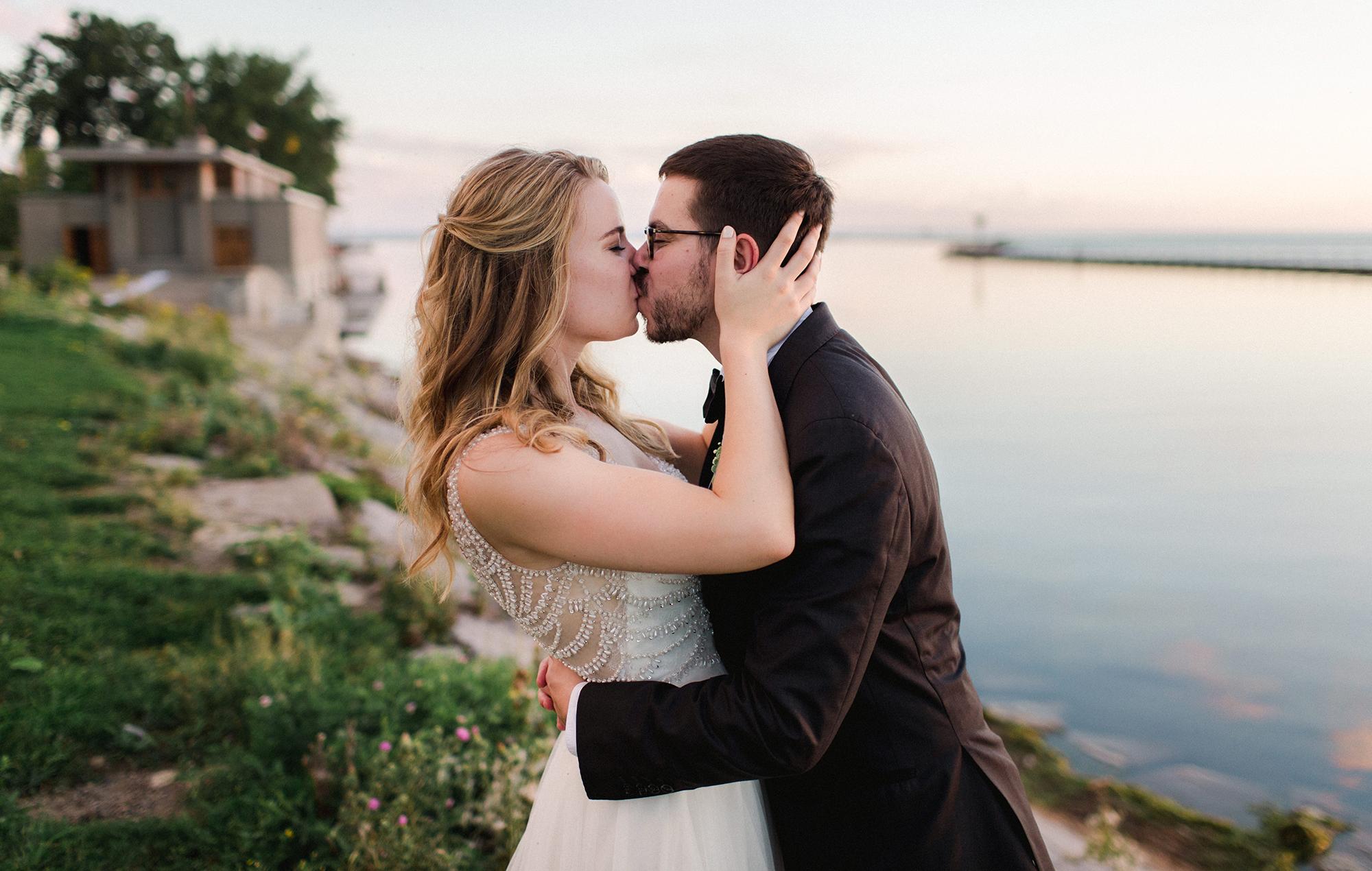 WNY Wedding | On the West Side waterfront | Buffalo Magazine