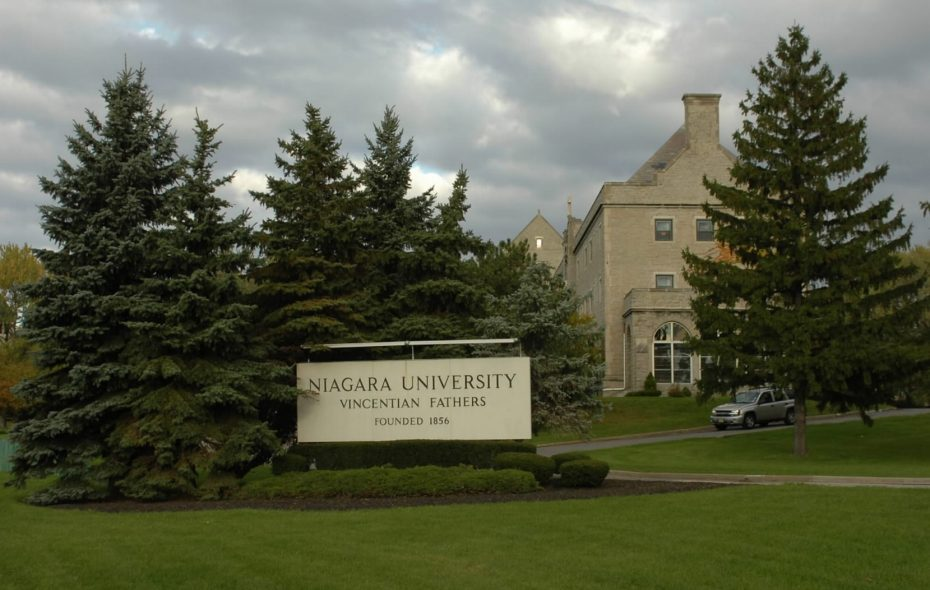 Niagara University has received a $1.1 million gift from the landlord of its campus in Ontario. (News file photo)