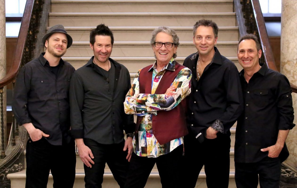 Gary Lewis and his band will perform at the Tralf Music Hall.