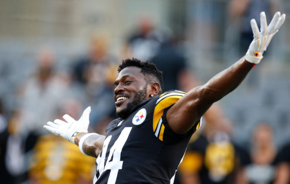 Antonio Brown Makes It Clear He Wanted No Part Of Bills