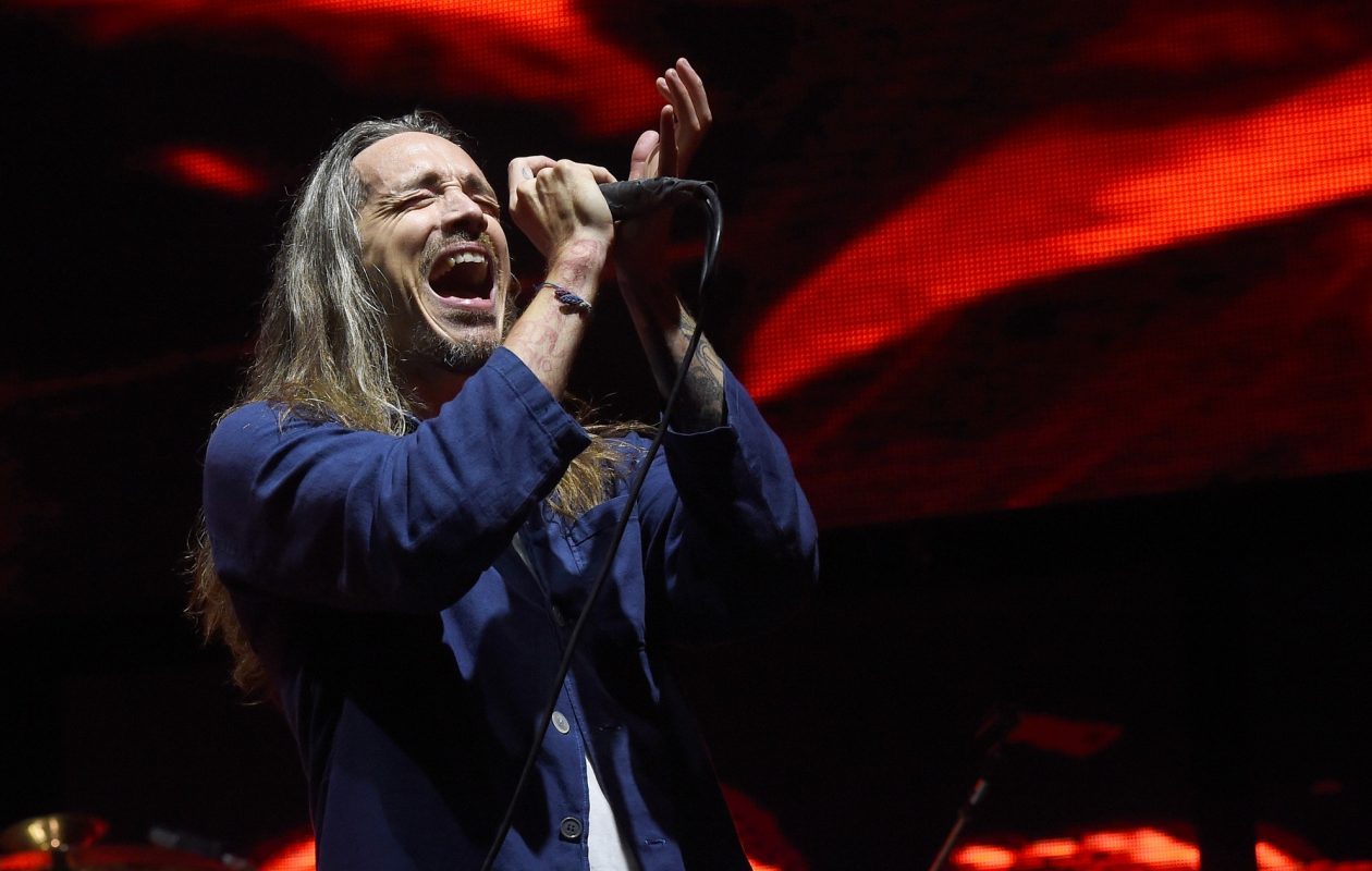 Brandon Boyd of Incubus will play at Buffalo's Canalside this summer. (Kevin Winter/Getty Images)