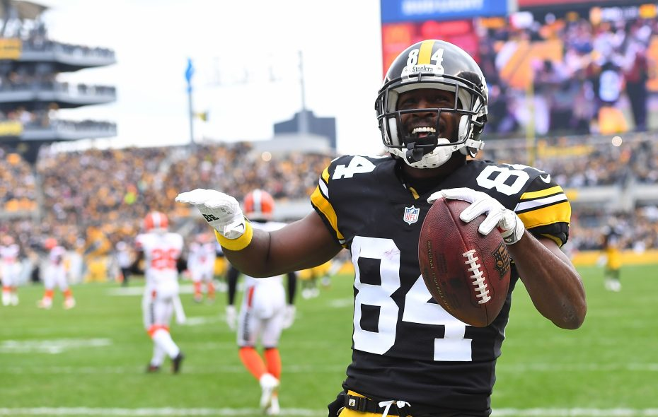 What Bills Fans Can Learn From The Antonio Brown Saga The