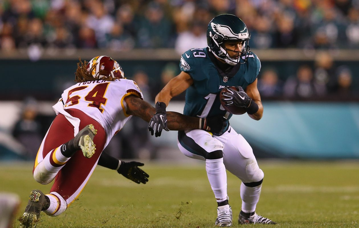 Golden Tate is arguably the most accomplished wide receiver still available in free agency. (Getty Images)