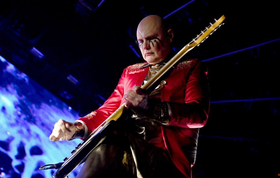 Smashing Pumpkins guitarist, lead singer and primary songwriter Billy Corgan will play Darien Lake. (Emma McIntyre/Getty Images)