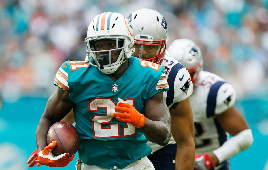 New Bills running back Frank Gore believes he has plenty left to give. (Michael Reaves/Getty Images)