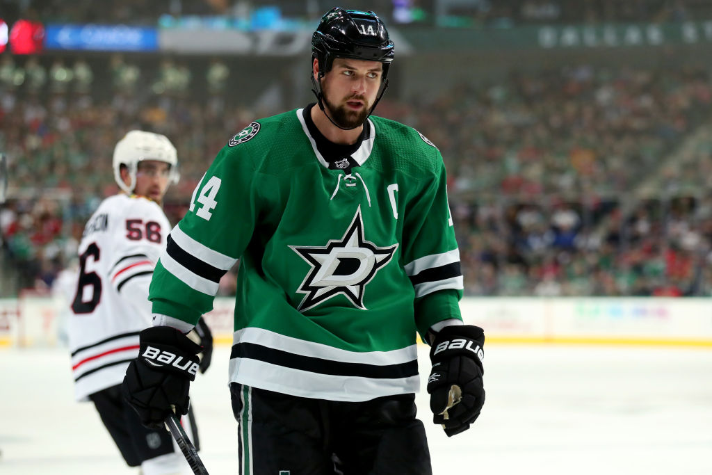 f78dcc46e32 Dallas Stars winger Jamie Benn has 25 goals among 46 points in 65 games  this season