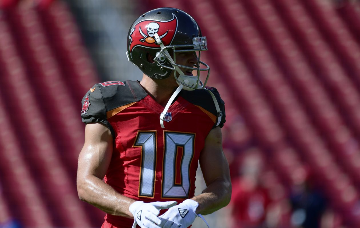 a9339fa7250 Buccaneers wide receiver Adam Humphries would give the Buffalo Bills a  proven slot receiver in free