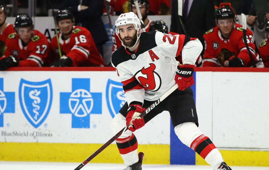 Kyle Palmieri leads the New Jersey Devils with 27 goals this season. (Getty Images)