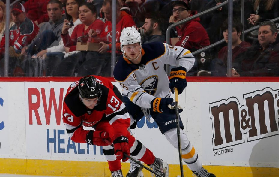 huge discount 27fdf ba181 The Wraparound: New Jersey Devils 3, Buffalo Sabres 1 – The ...