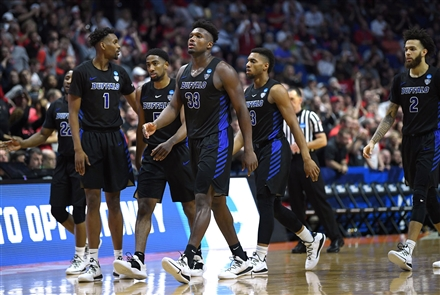 The No. 6 Bulls' ambitions to advance to the Sweet 16 came up against the Texas Tech Raiders Sunday.