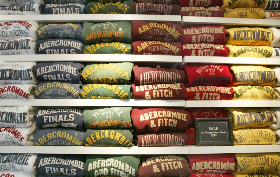 Despite gaining cleaning up its image and gaining shoppers, Abercrombie will close stores this year. ( Tim Boyle/Getty Images)