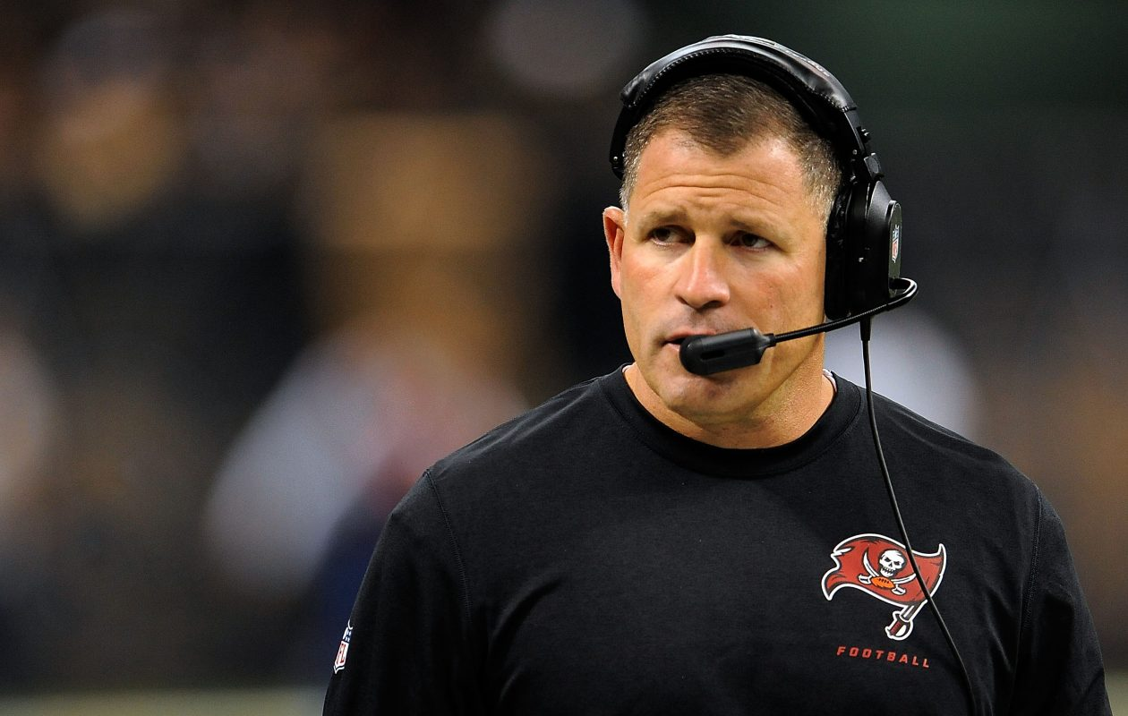 Greg Schiano (Stacy Revere/Getty Images)