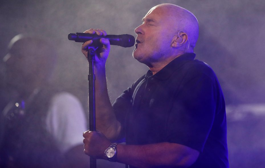 Phil Collins will perform in October in KeyBank Center. (Elsa/Getty Images)