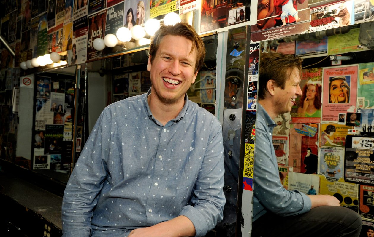 Pete Holmes' 'Crashing' on HBO has come to an end. (Getty Images for Vulture Festival)