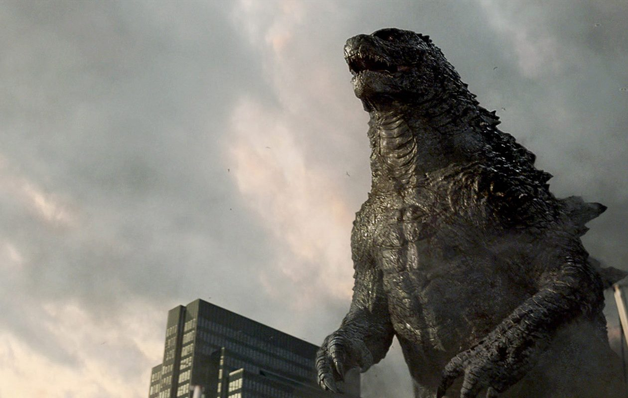 George Root III had been a devoted fan of the 'Godzilla' movies since he was a child.  (Courtesy of Warner Bros. Pictures)