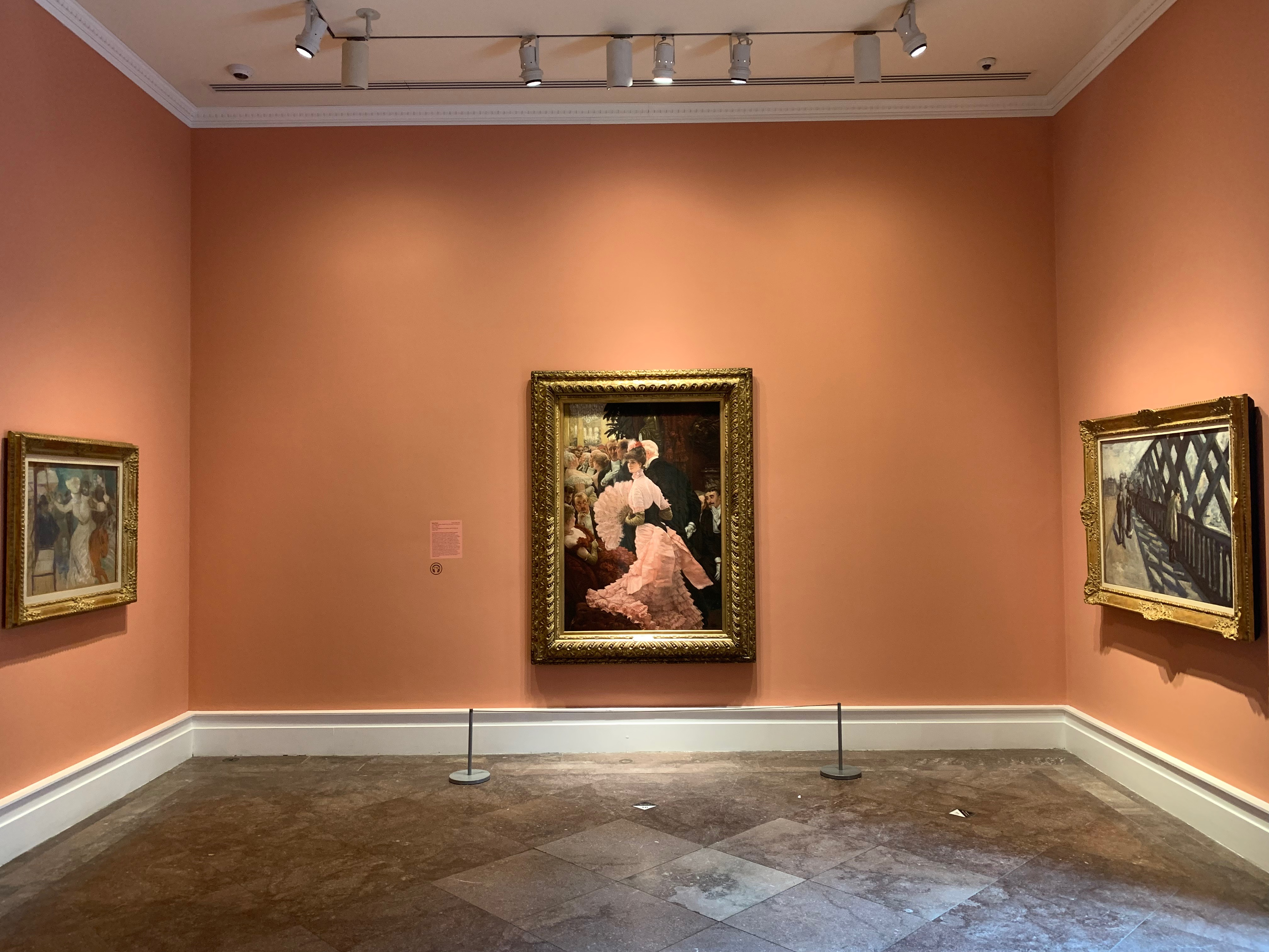 7 famous must,see paintings from Ralph Wilson Jr.\u0027s