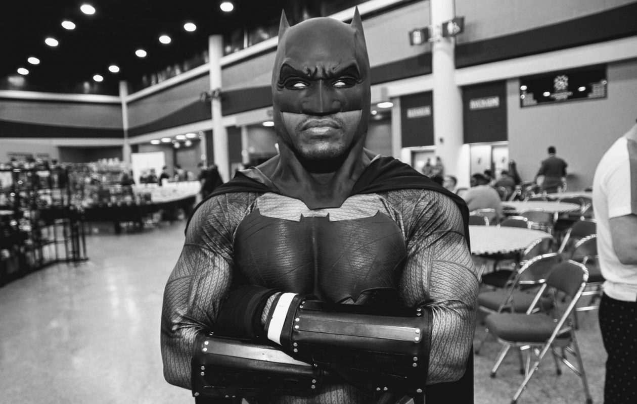 Batman will be a big deal at the 2019 Buffalo Comicon, which runs Sunday in the Buffalo Niagara Marriott. (Sarah K. McIlhatten/Special to The News)